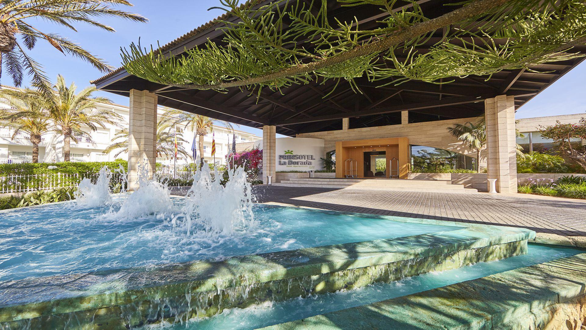Hotel Dorada In Mallorca