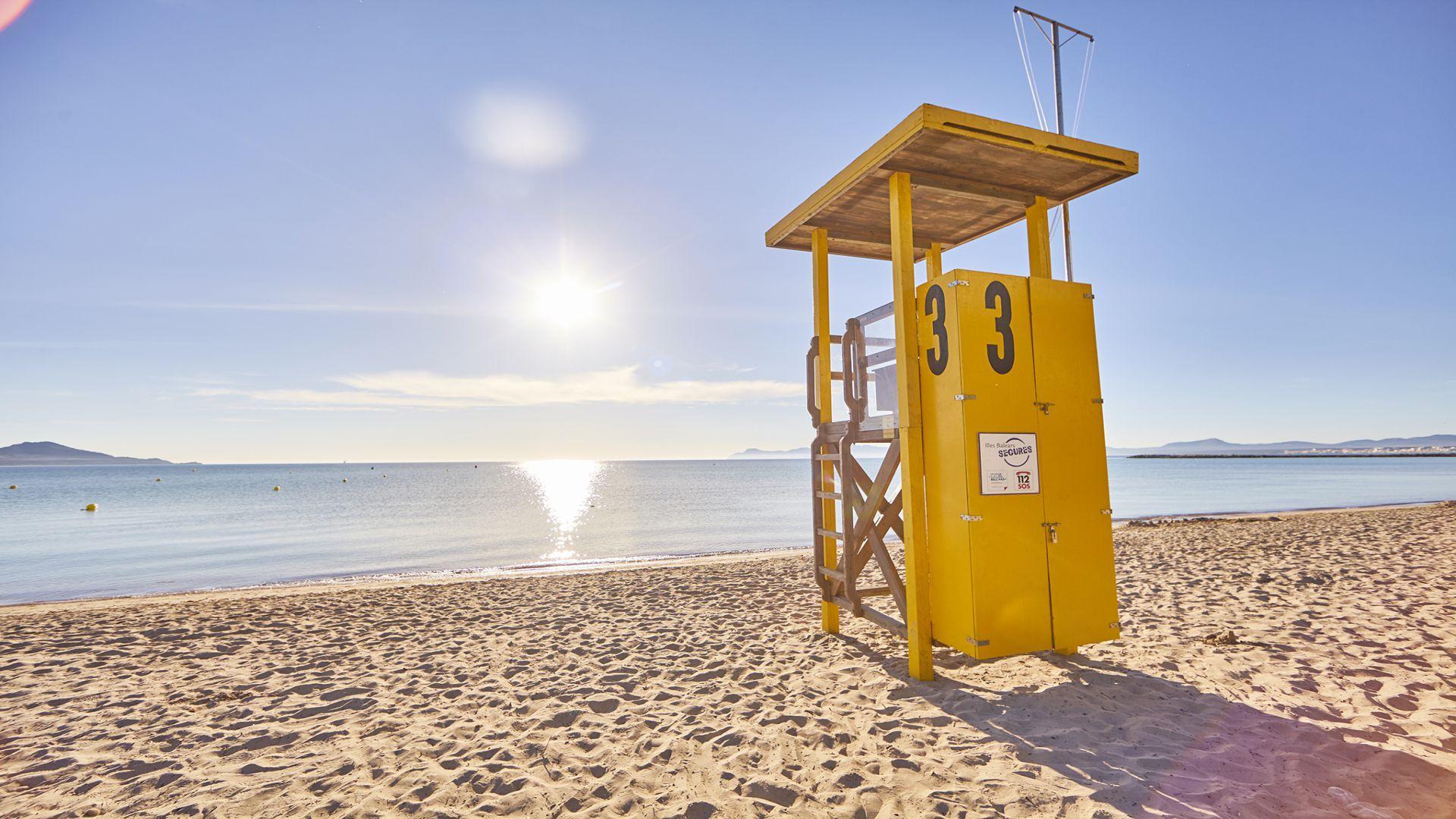 Playa De Muro Karte.Prinsotel La Dorada Prinsotel